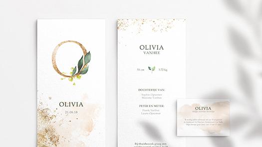 geboortekaartjes huwelijksuitnodigingen save the date drukwerk op maat online bestellen