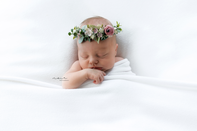 newborn fotoshoot west-vlaanderen fotografie
